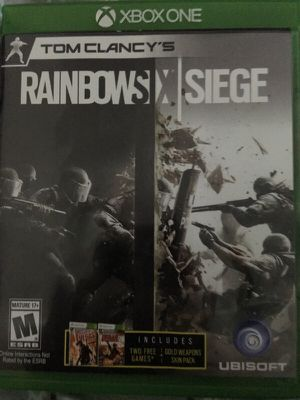 Rainbow Six Siege for Sale in Crownsville, MD