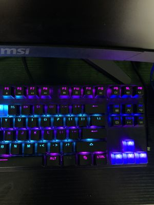 Gaming Keyboard for Sale in Painesville, OH
