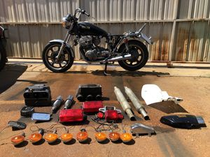 Xs850 Yamaha , 1978 xs 850 cafe chopper bobber tracker motorcycle for Sale in Dallas, TX