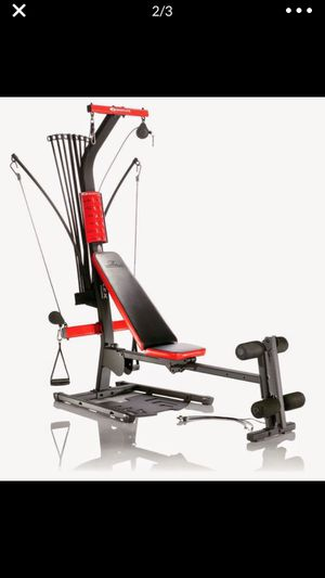 BOWFLEX PR1000 TOTAL HOME GYM for Sale in West Orange, NJ