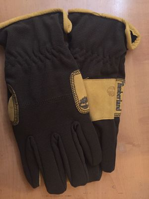 52bc52f93c2 Timberland 4 way stretch Brown Men s Gloves size M for Sale in Bronx
