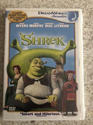 Brand new Shrek DVD for Sale in Huntersville, NC