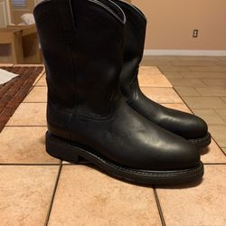 Ariat Boots Steel Toe 10.5D for Sale in Dinuba,  CA