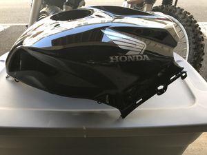 OEM Honda Tank cover/left upper fairing for Sale in Gainesville, VA