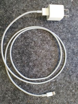 Apple Lightning USB Cable with Wall Adapter for Sale in Washington, DC