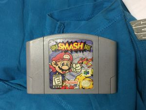 Super Smash Bros. Nintendo 64 (N64) Game For Sale for Sale in Austin, TX
