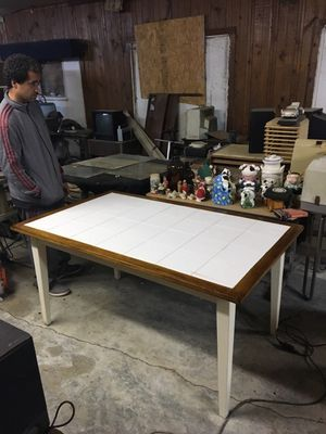 Dining table and coffee table for Sale in Drew, MS