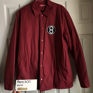 Supreme 8 Ball Coaches Jacket for Sale in Pasadena, CA
