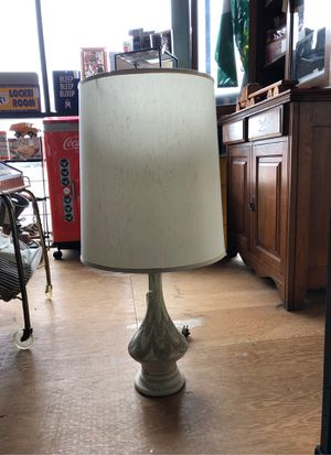 Mid century lamps for Sale in Edgewood, WA