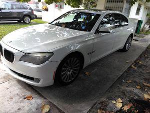 2009 BMW 750li for Sale in Miami, FL