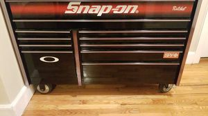 Snap-on 11 drawer toolbox hollywood edition 3500 obo for Sale in Kinston, NC