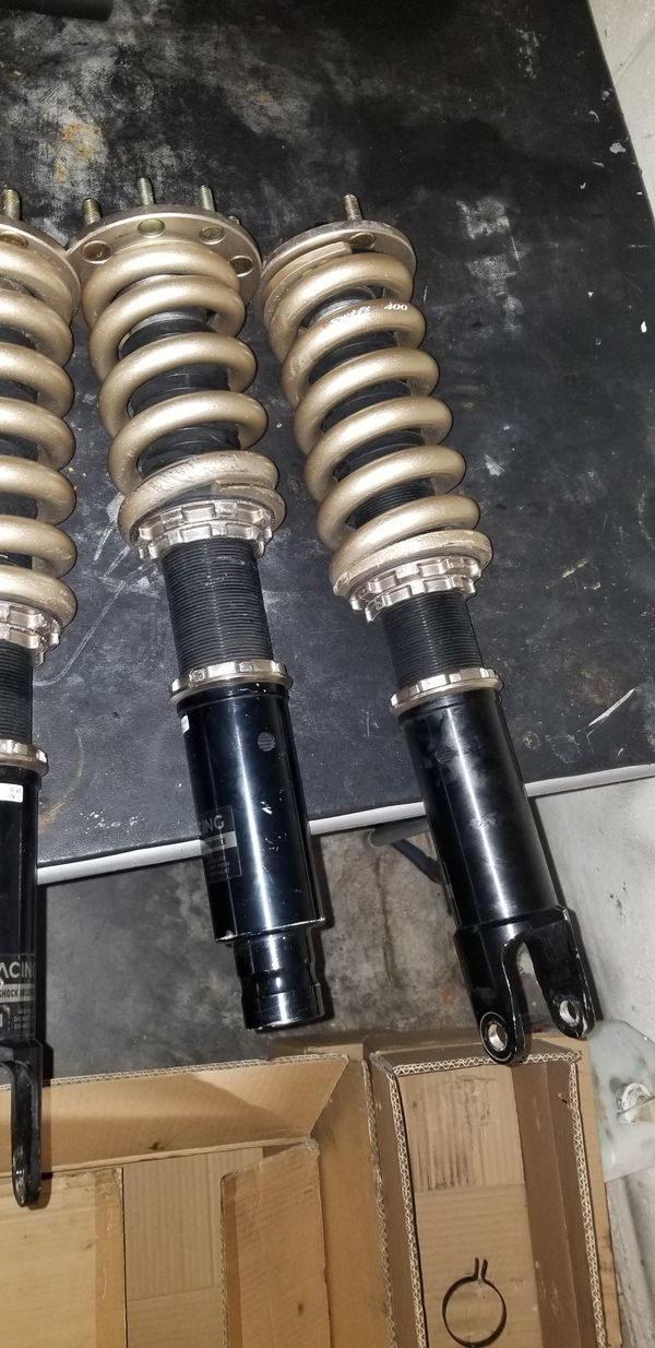 Bc coilovers 40k swift springs