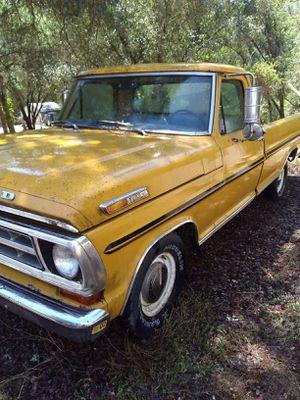 72 f100 custom sport for Sale in Fresno, CA