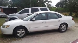 2001 ford taurus DOES NOT RUN!!! for Sale in Austin, TX