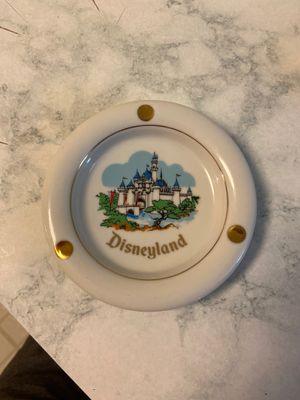 Vintage Disney Ashtray from Disneyland Japan for Sale in Manassas, VA