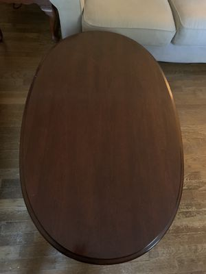Antique Wood Coffee Table for Sale in Richmond, VA