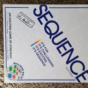 Sequence Board game for Sale in Eden Prairie, MN