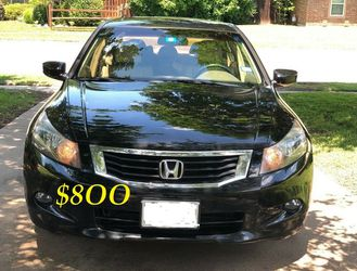 ✅✔️$8OO Urgently Selling By Owner 💚 2OO9 Honda Accord EX-L Everything is working great! Runs great and fun to drive!🟢🟢 for Sale in Arlington,  VA