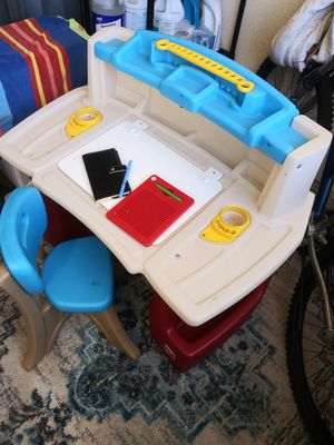Kids toy desk for Sale in Irvine, CA