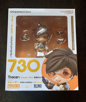 Brand new/ Sealed Overwatch tracer nendoroid for Sale in Los Angeles, CA