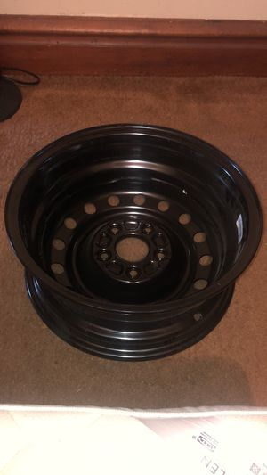 Brand New black Rim for Sale in Yardley, PA