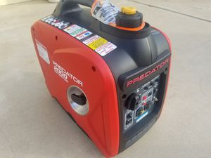 2000 Watts Portable Very Quiet Inverter generator Brand NEW for Sale in Bakersfield, CA