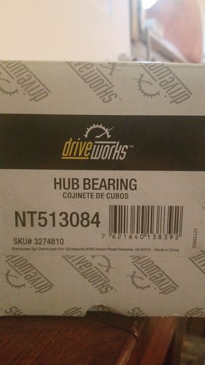 Hub bearing for Sale in Clearwater, FL