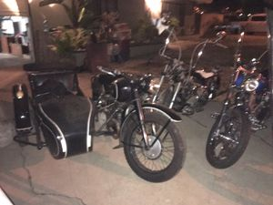 1968 BMW Motorcycle with side car for Sale in Whittier, CA