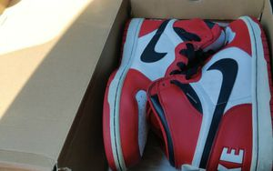 Jordan retro 1 Chicago Spike Lee big Nike high for Sale in Phoenix, AZ