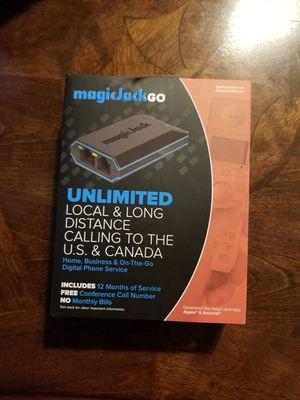 Phone, magicjack for Sale in Las Vegas, NV
