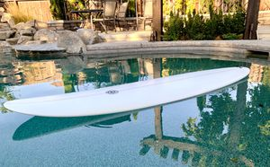 """NEW 7'-6"""" Fish-Shaped (5-Fin) Surfboard by """"Good Clean Fun"""" for Sale in Clovis, CA"""