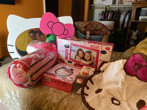 Hello kitty bedroom stuff for Sale in Pompano Beach, FL