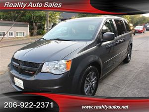 2017 Dodge Grand Caravan for Sale in Seattle, WA