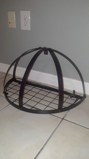 Hanging Pots and Pans Organizer for Sale in Port Richey, FL
