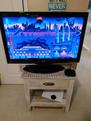 "Sharp Aquos 37"" LCD Television TV 720p for Sale in Kemah, TX"