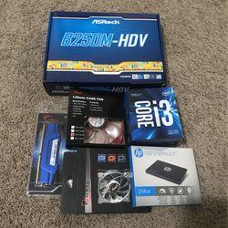 B250M, i3 Processor, 8GB RAM, 250GB SSD Desktop Bundle for Sale in Bothell,  WA