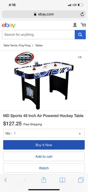 Air hockey table for Sale in Paramount, CA