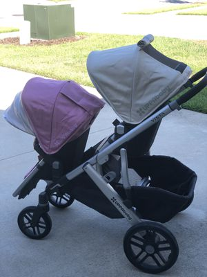 Uppababy Vista Double Stroller for Sale in DFAFS, FL