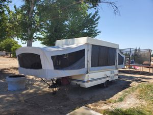 1988 Coleman Tent Trailer for Sale in Reedley, CA