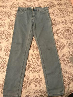 Light blue jeans for Sale in Cerritos, CA