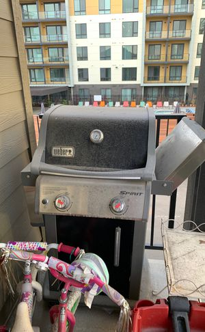 Weber bbq grill for Sale in Hillsboro, OR