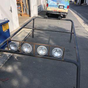 Roof Rack (tubed) Jeep JK 4 Door for Sale in Norwalk, CA