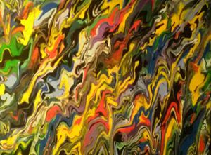 Abstract Acrylic Art for Sale in Denver, CO