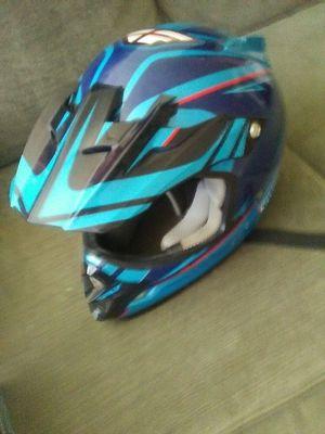 Fly Racing Trekker Dual Sport (Medium)Motorcycle helmet#192674461322 for Sale in Kingsport, TN