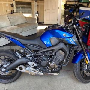 2016 Yamaha FZ-09 (FZ 09) for Sale in Fresno, CA