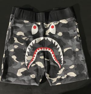 BAPE Ultimate City Camo Shark Sweatpants for Sale in Atlanta, GA