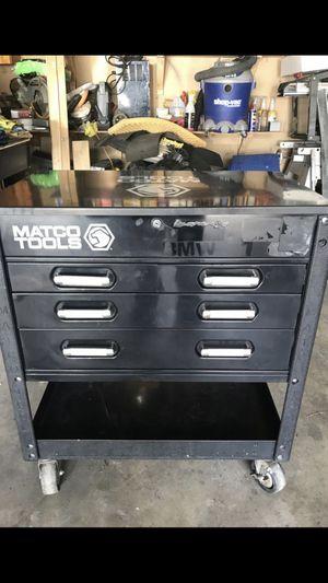 Matco 4 drawer tool box for Sale in Corona, CA