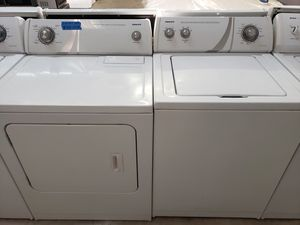 ADMIRAL WASHER AND ELECTRIC DRYER for Sale in Modesto, CA