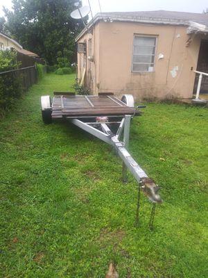 Flatbed Utility Trailer 15' x 6' for Sale in Miami, FL