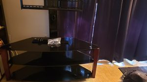 TV STAND UP TO 60 INCH. for Sale in Baltimore, MD